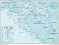 Croatia - Mapsof.Net Map