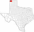 Dallam County Texas - Mapsof.net