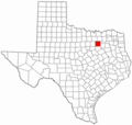 Dallas County Texas - Mapsof.net