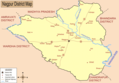 Districts Map of Nagpur - Mapsof.net