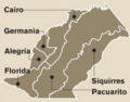 Republic of Costa Rica - Mapsof.net