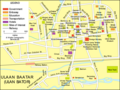 Downtown Map of Ulaanbaatar - Mapsof.net
