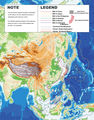 East Asia Territorial Waters Eez Baselines Map - Mapsof.Net Map