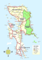 Eastern Visayas Map - Mapsof.Net Map