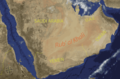 Empty Quarter Arabia - Mapsof.net