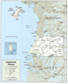 Equatorial Guinea Map - Mapsof.net
