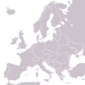 Europe Location And - Mapsof.Net Map
