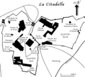 Gd Eg Citadelle Du Caire Map - Mapsof.Net Map
