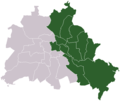 Germany Divided Berlin East - Mapsof.net