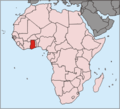 Republic of Ghana - Mapsof.net