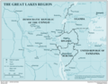 Great Lakes Region - Mapsof.Net Map