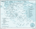 Greece - Mapsof.Net Map