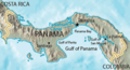Republic of Panama - Mapsof.net