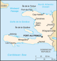 Haiti Map - Mapsof.net