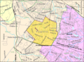 Herndon Virginia Cdp - Mapsof.net