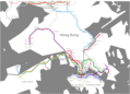 Hong Kong Metro Map - Mapsof.Net Map