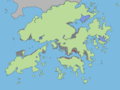Hong Kong Reclamation - Mapsof.net