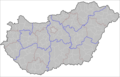 Republic of Hungary - Mapsof.net