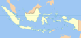Indonesia Blank Map - Mapsof.net