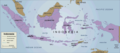 Indonesia Country Map - Mapsof.Net Map