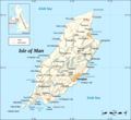 Isle of Man Map - Mapsof.net