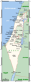 Israel Map 1 - Mapsof.Net Map