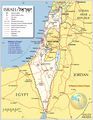 Israel Map 2 - Mapsof.Net Map