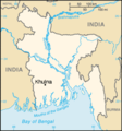 Khulna City - Mapsof.Net Map