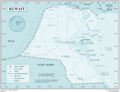 Kuwait Map - Mapsof.Net Map