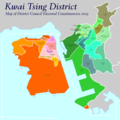 Kwai Tsing District Council Election 2003 - Mapsof.net