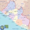 Republic of Liberia - Mapsof.net