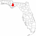 Liberty County Florida - Mapsof.net