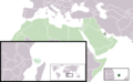 Union of the Comoros - Mapsof.net