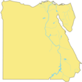 Location Map Egypt - Mapsof.net