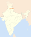 Location Map of Ludhiana - Mapsof.net