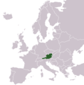 Locationaustriaineurope - Mapsof.net