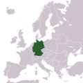 Locationgermanyineurope - Mapsof.net