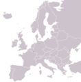 Locationluxembourgineurope - Mapsof.Net Map