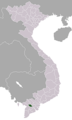 Locationvietnamcantho - Mapsof.net