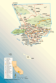 Los Angeles Map - Mapsof.Net Map