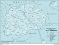 Macedonia - Mapsof.net