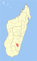 Madagascar Ivohibe District - Mapsof.net