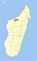 Madagascar Marovoay District - Mapsof.net