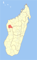 Madagascar Morafanobe District - Mapsof.net