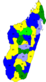 Madagascar Regions - Mapsof.net