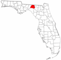 Madison County Florida - Mapsof.net