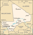Mali Carte - Mapsof.Net Map