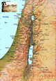 Map Israel - Mapsof.Net Map