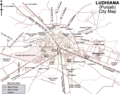 Map of Ludhiana - Mapsof.net