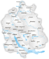 Map of Canton Zurich - Mapsof.net